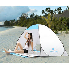 Pop Up Portable Beach Canopy Anti UV Sun Shade Shelter Outdoor Fishing Tent New