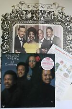 Gladys Knight & The Pips Buddah DJ LP with Poster & Insert 1975