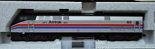 HO Scale - KATO 37-6105 AMTRAK Phase II GE P42 # 66 with Ditch Lights DCC Ready