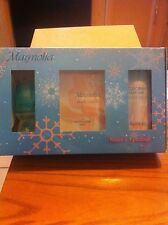 Vintage Yves Rocher Magnolia  3 piece set 2.oz spray special price for christmas