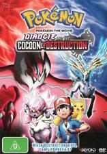 Pokemon the Movie: Diancie and the Cocoon of Destruction  - DVD - NEW Region 4