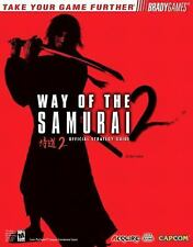 Way of the Samurai 2(tm) Official Strategy Guide