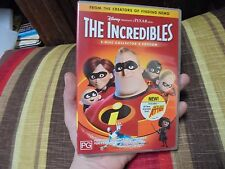 THE INCREDIBLES_used DVD_ships from AUS!__zz2_bo16