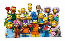 LEGO 71009 - The Simpsons Series 2 Complete set of 16 Minifigures