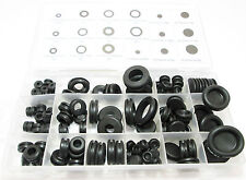 125pc Rubber Grommet Kit / set - Garages. Workshops etc  New HW182