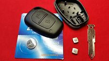 VAUXHALL MOVANO VIVARO 2 BUTTON REMOTE KEY FOB SERVICE REPAIR KIT