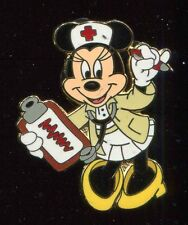 WDW Nurse Minnie with Clipboard Disney Pin 5017