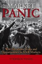 Market Panic: Wild Gyrations, Risks and Opportunites in Stock Markets-ExLibrary
