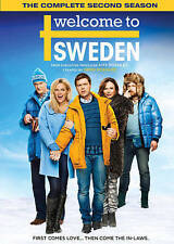 GET WELCOME TO SWEDEN THE COMPLETE SECOND SEASON DVD SET GREG N AMY POEHLER