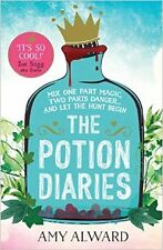 The Potion Diaries New Paperback Book Amy Alward