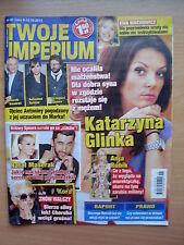 TWOJE IMPERIUM 41/2014 Rod Stewart,Brigitte Bardot,Phil Collins,Britney Spears