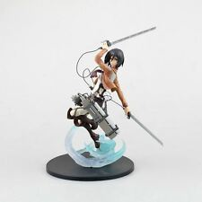 Attack on Titan Mikasa Action Figure 9""