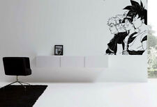 Wall Art Vinyl Room Sticker Decal Mural Anime Guys Movie Heros bo565