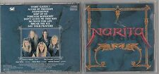 NARITA - Narita CD 1996 JAPAN PCCY00890 CANYON HARD ROCK METAL