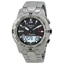Tissot T-Touch II Mens Analog-Digital Watch T047.420.44.207.00
