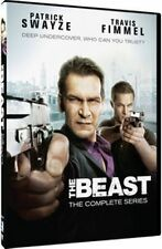 The Beast The Complete Series Patrick Swayze Season New DVD