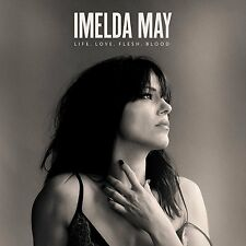 IMELDA MAY 'LIFE LOVE FLESH BLOOD' DELUXE EDITION CD (Bonus Tracks) (2017)