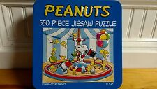 PEANUTS - RINGMASTER SNOOPY - 550 Piece Jigsaw Puzzle