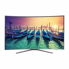 SMART TV SAMSUNG UE49KU6500UXXC 49 Zoll ULTRA HD 4K LED WIFI SILBERFARBEN Curved