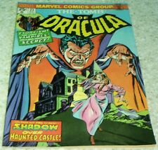 Tomb of Dracula 23, VF (8.0) 1974 Classic Gothic Horror Cover! 30% off Guide!