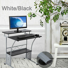 2016 Computer Desk PC Laptop Table Wood Workstation Study Home Office Furniture