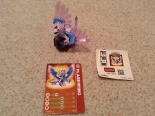 Skylanders Giants- Flashwing with Card and sticker