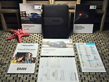 2013 BMW M5 OWNERS MANUAL + NAVIGATION / iDRIVE SECTION ///M CASE ((BUY OeM))