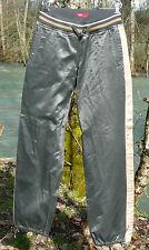 ZARA XL ATHLETIC PANTS  REFLECTIVE STRIPED JOGGING PANTS ZARA WATERPROOF PANTS