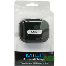 MiLi Universal Charger iPod Touch 2nd 3rd 4th GEN & Other USB Ready Devices NEW