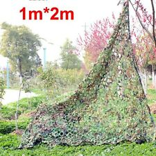 "Woodland leaves Camouflage Camo Net netting Camping Military Hunt 39*78"" 1x2m #5"