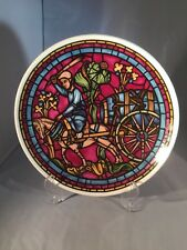 Lord Nelson Pottery Staffordshire England Saint Lublin Window Chartres Cathedral