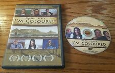 I'm Not Black I'm Coloured: Identity Crisis at the Cape of Good Hope DVD colored