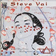 Real Illusions: Reflections by Steve Vai (CD, Feb-2005, WK)
