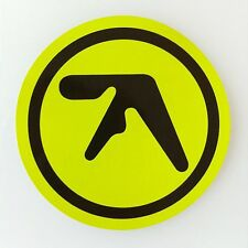 Rare Aphex Twin Syro Album Sticker Original Warp Records Selek AFX Cheetah
