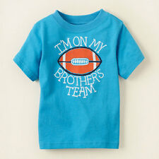 SFK Children's Place I'm on my brother's team shirt kids tshirt