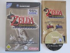 The Legend of Zelda Wind Waker in OVP + Anleitung Nintendo Gamecube deutsch 44
