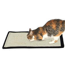 Pet Cat Scratch Roll Scratching Board Sisal Hemp Carpet Mat Kitten Play Toy