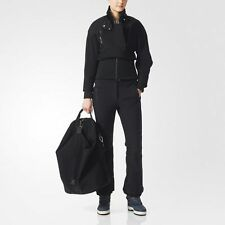 Womens Adidas Stella McCartney Wintersports Slim Jacket sz Medium Black AC3647