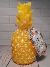 GOLDEN PINEAPPLE CANDLE GIFT LARGE SIZE GOLD PINEAPPLE CANDLE symbol of wealth
