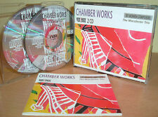 THE MACALESTER TRIO by Woman Composers  - Chamber Works  (2 CDs)