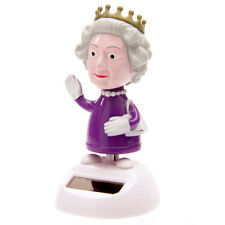 SOLAR POWERED DANCING QUEEN, DASHBOARD TOY, HOME OR CAR
