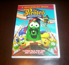 THE PIRATES WHO DON'T DO ANYTHING Veggietales Movie Veggie Tales Classic DVD NEW