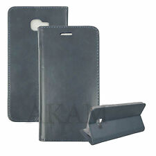 Samsung Galaxy C7 New PU Leather Book Wallet Flip Stand Protective Case Cover