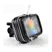 Motorcycle Handlebar Mount & Waterproof Case For Garmin Nuvi 2508LT-D 2597LMT