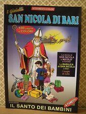 San Nicola Di Bari Il Santo dei bambini  Studio Grafico Di Vitto. (MP05)