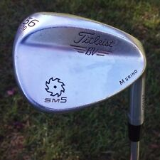 Titleist SM5 Vokey Design BV Spin Milled 56 Degree Sand Wedge 56-10 M Grind!