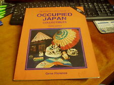 Occupied Japan Book,Softcover