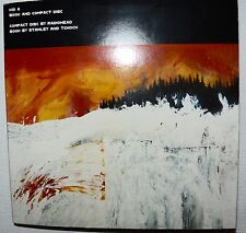 Radiohead Kid A Rare Limited Edition Board Book and CD