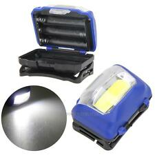 600Lumen 4W LED COB Headlamp Headlight Flashlight Head Light Lamp Torch Camping
