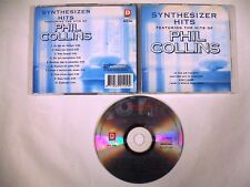 PHIL COLLINS  Synthesizer Hits  CD